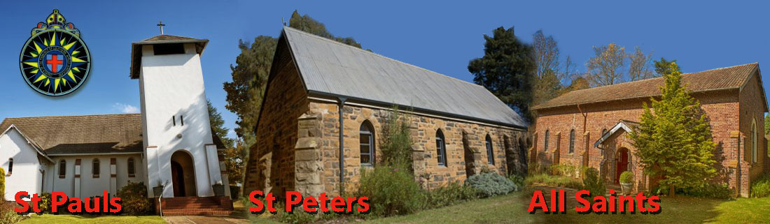 Anglicans in the KZN Midlands